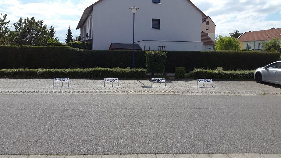 5 Stellplätze Markrandstädt bei Leipzig